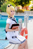 Love Live! - Pirate Ayase Eli by Xeno-Photography