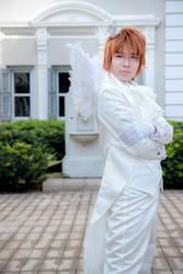 Cardcaptor Sakura - Wedding Li Syaoran by Xeno-Photography