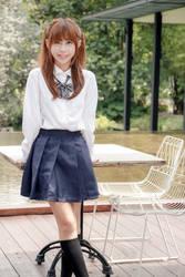 Joshi Kosei - School Uniform by Xeno-Photography