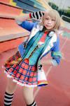 Love Live Sunshine! - Waranabe You by Xeno-Photography