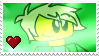 Stamp: Lloyd Garmadon fan by stamps-for-something