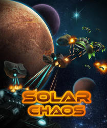 CoverArt: Solar Chaos by CourtneyBowen