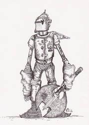 Extreme Tin Man by hyperheroman