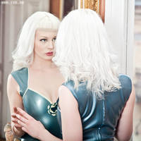 By the mirror III by TzR