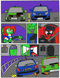Racing Destiny by MC4E84