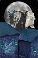 Umbrae in Luna Lumen by Zehful