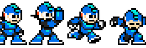 Mega Man Neo 8-Bit (UPDATED) by MetalSonic30