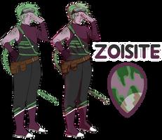 Zoisite by kuyo-adopts