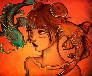 Mirada distante by Punchy07