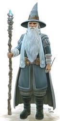 Gandalf the Grey by JeffChangArt