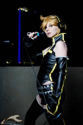 Project Diva 2nd: Len Kagamine by DeisCostumeCloset