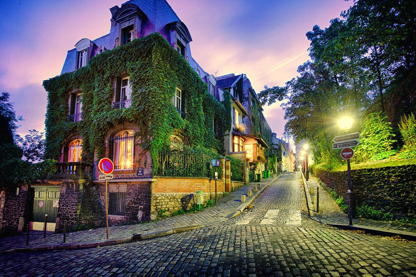 Paris like a fairy tales place by justpablo9