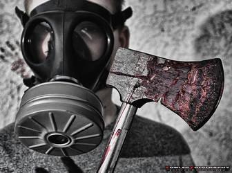 Ax Murderer 2 by WanderlustAngel81