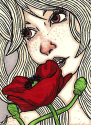 Poppy by SuiGeneris-Art