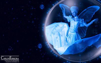 Blue Fairy by carlosferreira-art