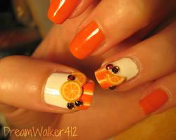 2. Orange Juice by DreamWalker412