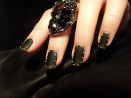 Black Leather by DreamWalker412