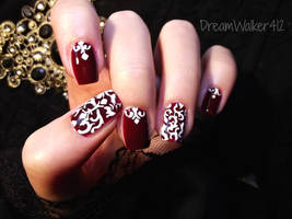 Vampire Red by DreamWalker412