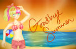 Goodbye Summer~ by kur0--18--tenShi