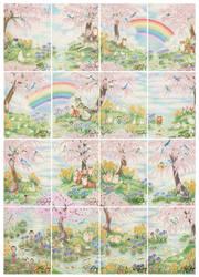 Hanami No Kizuna - The Bonds of Flower Viewing by Sobii