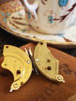 Clockwork Moth by GildedGears