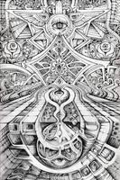 Creation Nexus by lauraborealisis