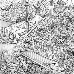 Valley of Dreams by lauraborealisis