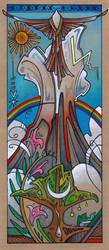 Symbolon by lauraborealisis