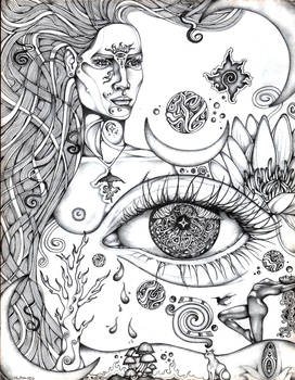 Intuition by lauraborealisis