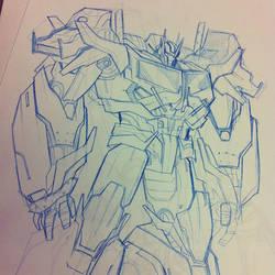 Optimus 2.0 by Desoluz