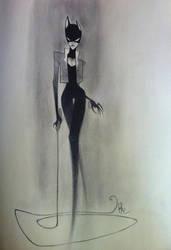 Catwoman by Desoluz