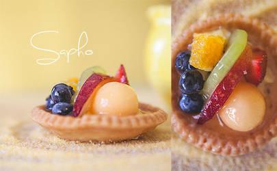 tart :P by SaphoPhotographics