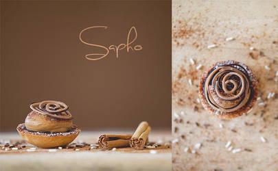 choc drops ,P by SaphoPhotographics