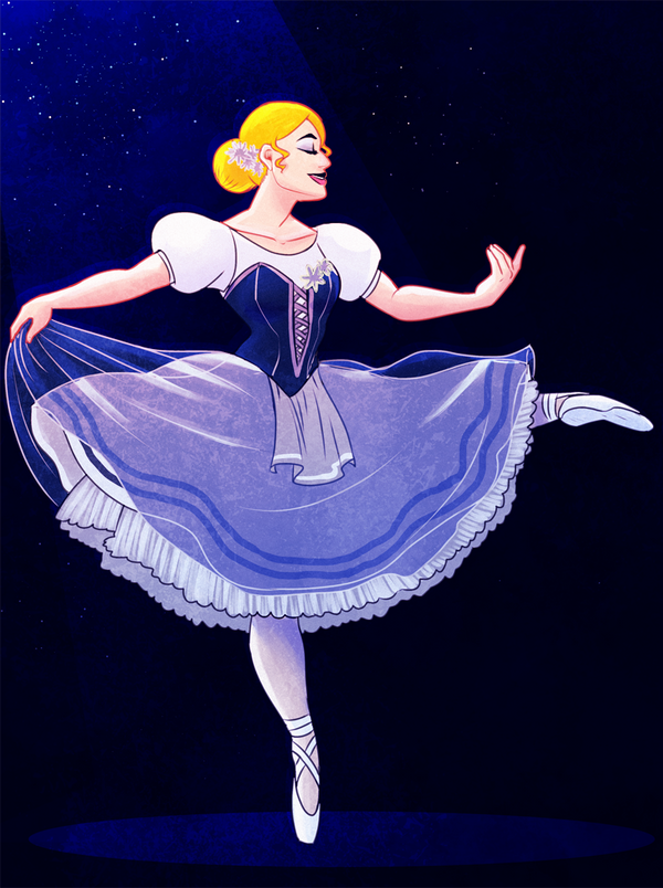 Entervoid: Giselle by JCathryn