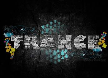 Trance Typo by eQinoXx