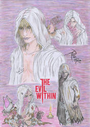 The Evil Within - Ruvik by Aucifer666