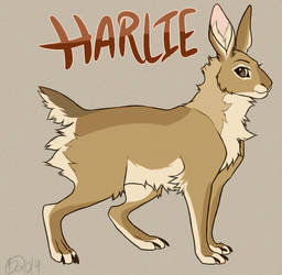 Harlie WD by phuckerrs