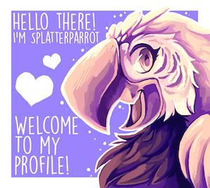 SplatterParrot's Profile Picture