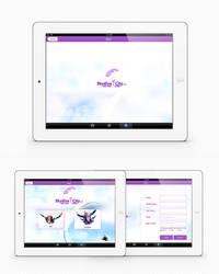 Sky Dive City - iPad, Tablet App. by fahd4007