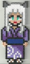 Chibi Ringo by Ravenfox-Beadsprites