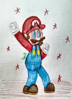 Mario by CrazyStarlightRene01