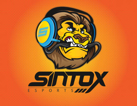 Logo Sintox by shadow2511