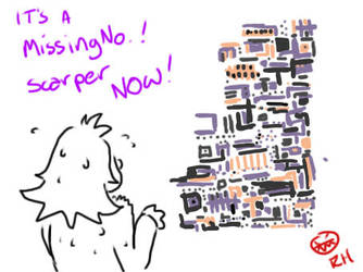 MissingNo. by MineralRabbit
