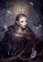 Titania by melaniedelon
