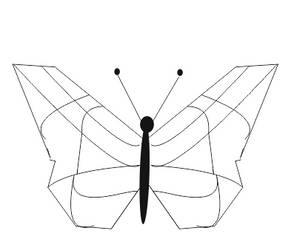 Butterfly by T-art-freak