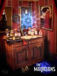 Miniature Magicians Fan Art 02 by AnnaBellLeeArt