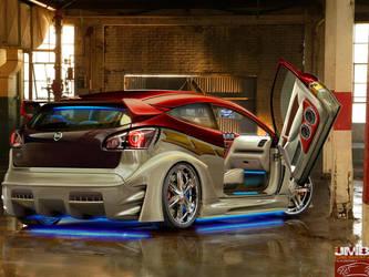 Nissan Qashkai GT-R by Jakusa1