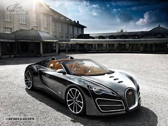 Bugatti Ettore GS concept by Jakusa1
