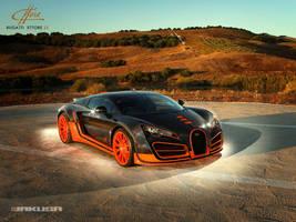 Bugatti Ettore SS by Jakusa1