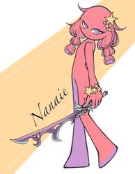 Nanaie by GracyZZZ